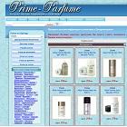 Prime-Parfume - интернет-магазин оригинальной парфюмерии и косметики