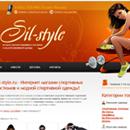 sil-style.ru - интернет магазин одежды (точные копии)