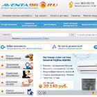 Aventa96.ru - интернет-магазин климатической техники