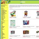 игрушки и игры, магазин игрушек, развивающие игрушки