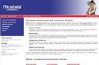 Интернет-магазин детской косметики Mustela